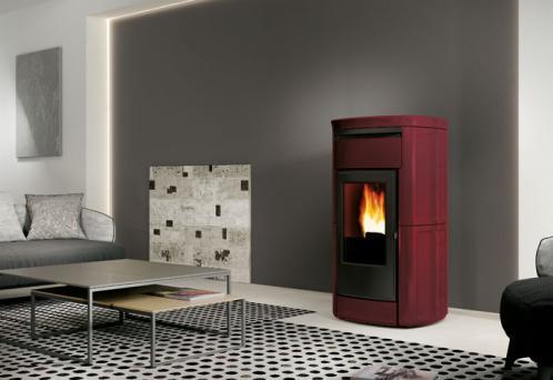 po le pellets granul s de bois edilkamin dans le lot et garonne. Black Bedroom Furniture Sets. Home Design Ideas